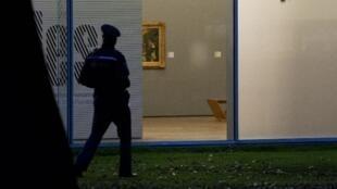 Картина Пикассо «Голова Арлекина» была украдена из музея в Роттердаме в 2012 году