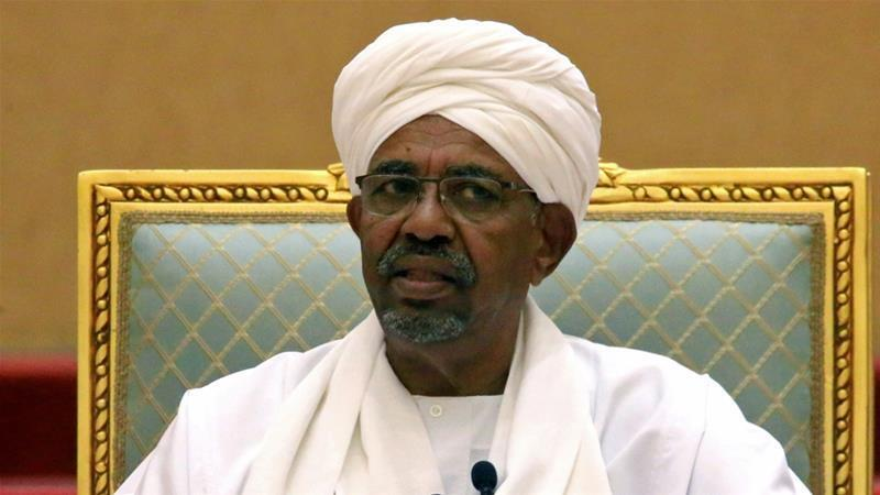 Hambararren shugaban kasar Sudan Omar Hassan al-Bashir