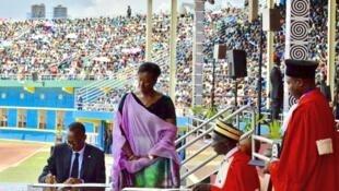Shugaban kasar Rwanda Paul Kagame