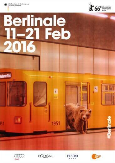 Cartaz do Festival de cinema de Berlim de 2016
