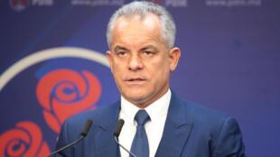 Лидер Демократической партии Молдовы Влад Плахотнюк