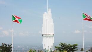 Mnara wa umoja wa Warundi, Bujumbura.