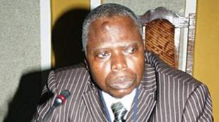 Reverend Pasteur Joseph Binguimale, président de la CEI en Centrafrique.