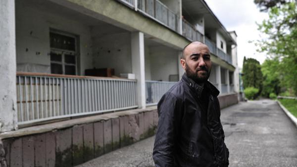 """En 2015, Asker Bora a fondé l'organisation Otchag (""""Foyer"""") afin de venir en aide aux Tcherkesses de Syrie. """"Les Tcherkesses de la diaspora ont toujours conservé une relation charnelle avec leur patrie""""."""