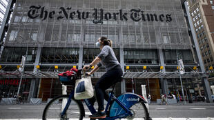 The New York Times reported higher profits in the past quarter as it boosted the number of paid digital subscribers
