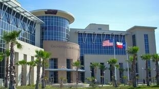 Tòa án liên bang Galveston, Hoa Kỳ.