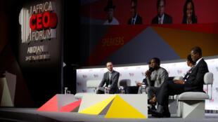 Des débats en plénières, des séances de travail en petits groupes, des rencontres en tête à tête, des pauses café, des cocktails, tout est fait à l'Africa CEO forum pour encourager les prises de contact.