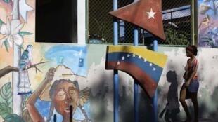 Trên đường phố La Habana ngày 10/11/2010.