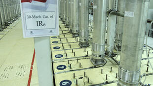 centrifugeuse iran natanz