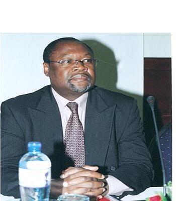 Ablassé Ouedraogo, diplomate et économiste burkinabè.