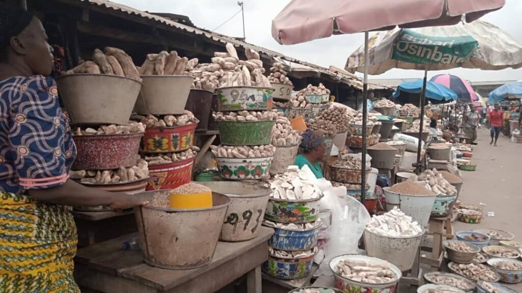 Nigeria: le ramadan s'accompagne d'une augmentation des prix des produits alimentaires