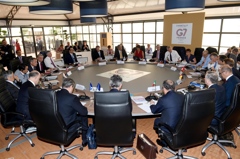 Os ministros das Finanças do G7 chegaram a um entendimento com vista à taxação da economia numérica