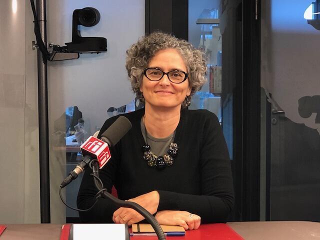 A professora de história Beatriz Mamigonian.