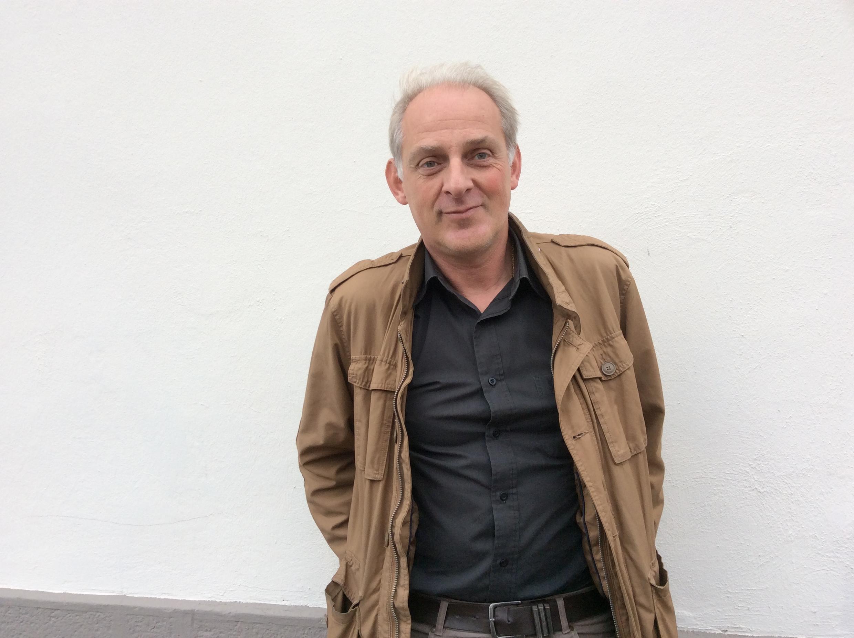 Michel Moiroud directeur de l'école élémentaire Grandclément à Vaulx-en-Velin.