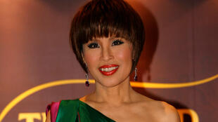 This 2010 picture shows Thailand princess Ubolratana whose bid for premiership of the country was thwarted following the intervention by the king.