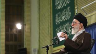سخنرانی آیتالله خامنهای، در دیدار با فعالان محیط زیست. ١٧ اسفند/ ٨ مارس ٢٠١۵