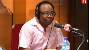 Jacky Moiffo, journaliste et documentariste d'origine camerounaise.