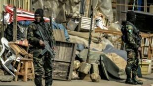 Le convoi du préfetde Momo a été attaqu alors qu'il roulait en direction de Mbengwi, à une trentaine de kilomètres de Bamenda, la capitale régionale (image d'illustration)