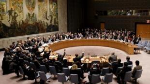 Hội Đồng Bảo An thông qua Nghị quyết về Syria, ngày 18/12/2015.