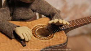 'Cantar con sentido', un cortometraje realizado con la técnica del stop motion