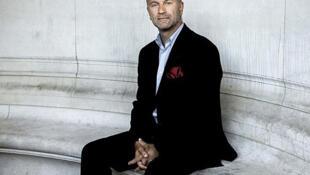 Guillaume Ancel, auteur du livre «Vent glacial sur Sarajevo».