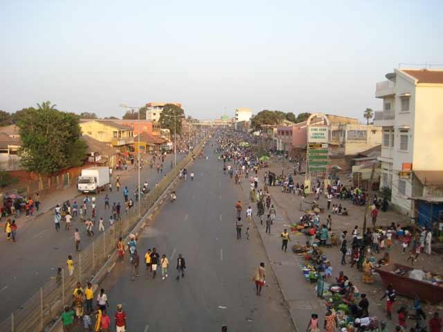 kasar Guinee Bissau