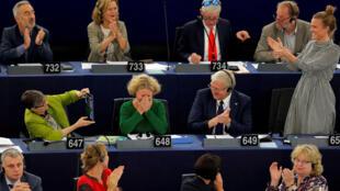 اکثریت پارلمان اروپا قطعنامه ای را در جهت هشدار به مجارستان تصویب کرد