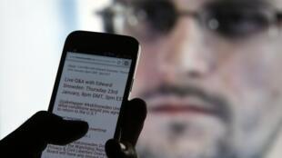 O ex-agente da NSA está na origem da investigação do Le Monde.