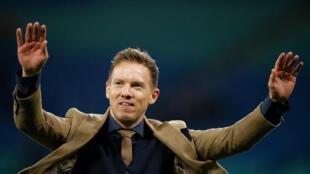El Bayern de Múnich fichó para la próxima temporada a Julian Nagelsmann, entrenador de su principal rival nacional, el RB Leipzig, como reemplazo de Hansi Flick
