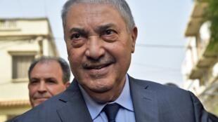 Ali Benflis est candidat pour la troisième fois à une élection présidentielle.