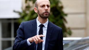 Stanislas Guerini. Le patron des Marcheurs (notre photo d'illustration) a donné raison à l'élu du Rassemblement national, Jordan Bardella, qui a dénoncé une candidate LREM voilée.