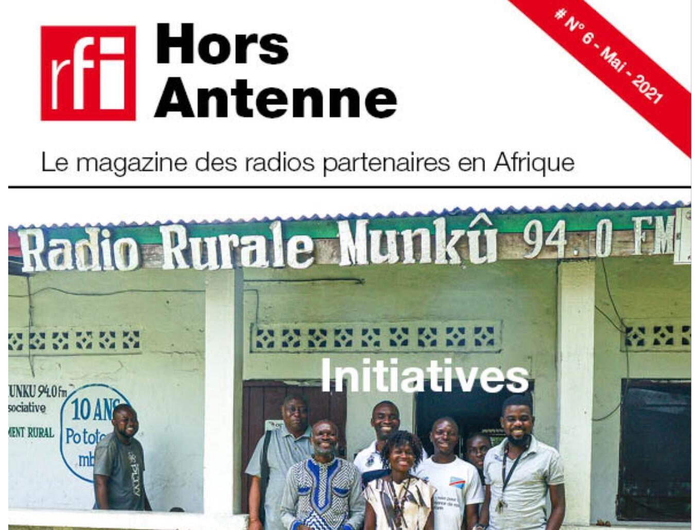 Hors Antenne Une N°6