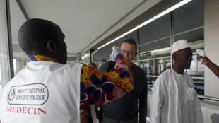 likitoi suna tantance Fasinjan Jirgin sama  à Abidjan