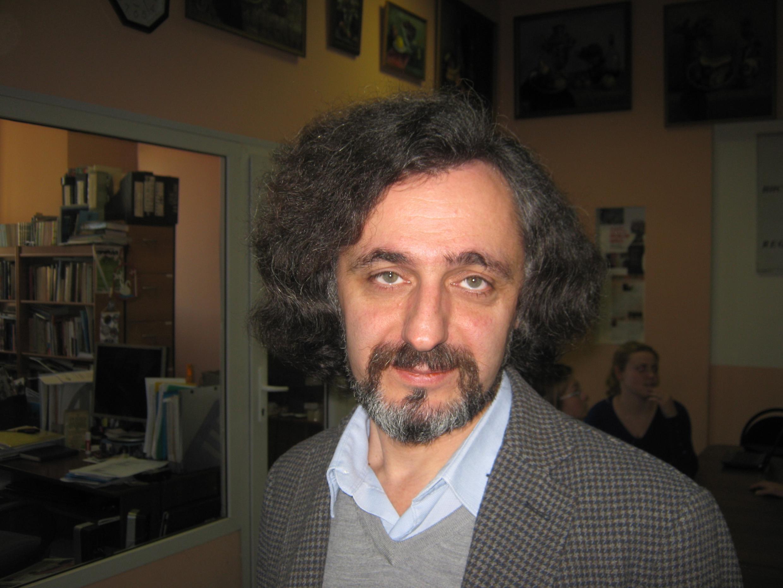 Глава информационно-аналитического центра «Сова», Александр Верховский
