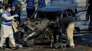 Explosão em Lahore causa pelo menos 20 mortos e dezenas de feridos - 24 de Julho de 2017