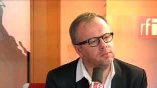 លោក Christophe Deloire អគ្គលេខាធិការនៃអង្គការ Reporters sans frontières (RSF)