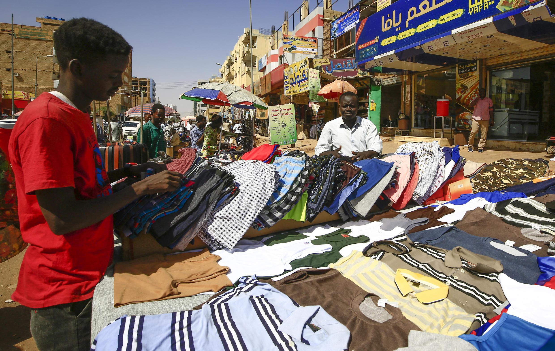 Soudan Economie