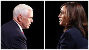مناظرۀ معاونان دو نامزد انتخابات ریاست جمهوری آمریکا تحت الشعاع مسائل خاورمیانه و ایران قرار گرفت.
