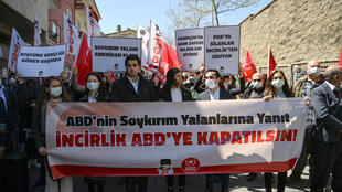 Turkey vehemently denies a deliberate policy of genocide