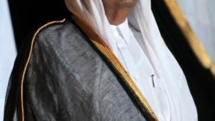 Le cheikh Hamad ben Khalifa Al-Thani.