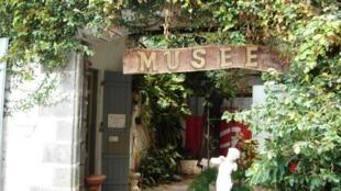 Le musée de la photographie de Port-Louis, à l'île Maurice.