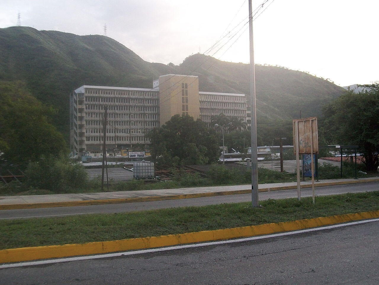 Faleceu neste domingo 14, no Hospital Central de Maracay, no estado venezuelano de Aragua, mais um paciente vítima de uma doença desconhecida.