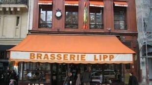 Парижская брассери Lipp
