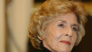 Foto de archivo tomada el 16 de febrero de 2005, de la escritora y directora de cine francesa nacida en Argentina Nelly Kaplan