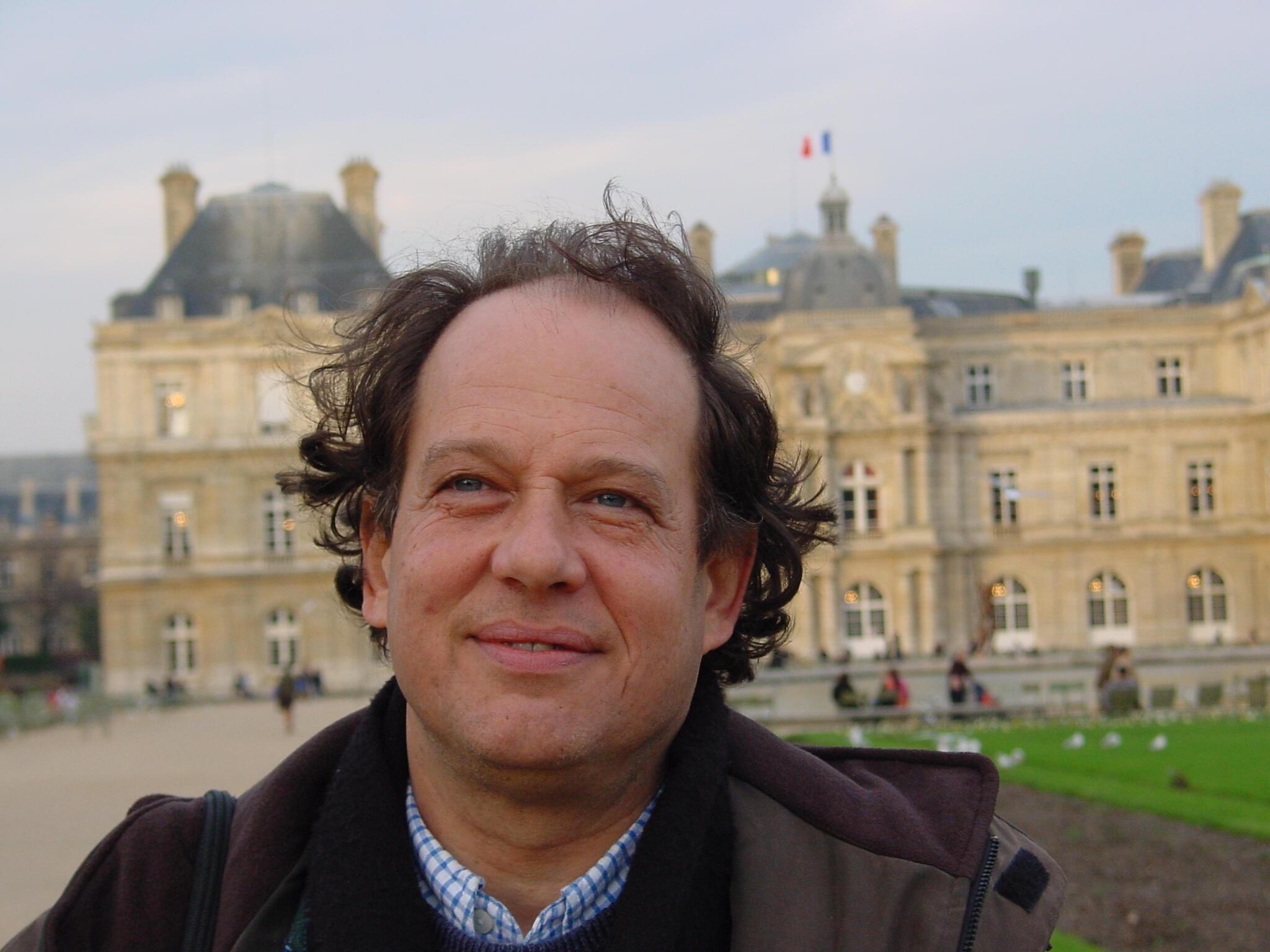 法国生物学家,医生,主持人Jean—Claude Ameizen