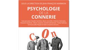 Couverture du livre «Psychologie de la connerie».