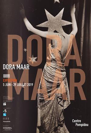 La retrospectiva Dora Maar estará abierta hasta el 14 de julio.