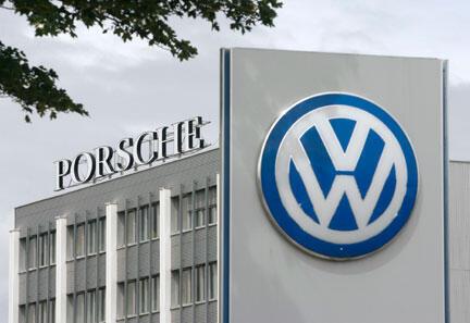 kamfanin Volkswagen ke nan