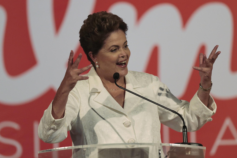 A presidente reeleita Dilma Rousseff (PT) venceu as eleições de 2014 em 15 estados.
