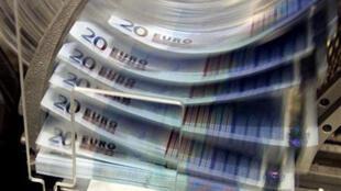 L'Allemagne voit sa reprise menacée par le manque de financement bancaire.